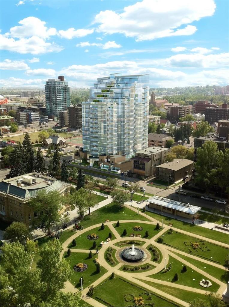 The Park Calgary condos