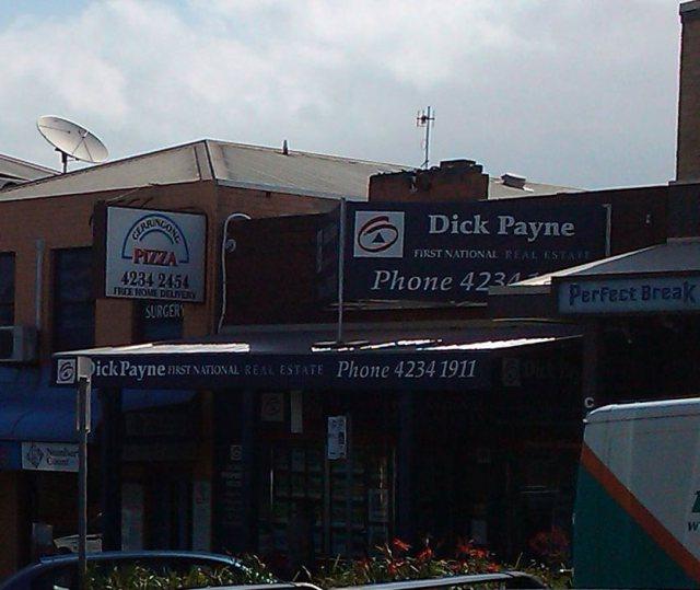 dick payne