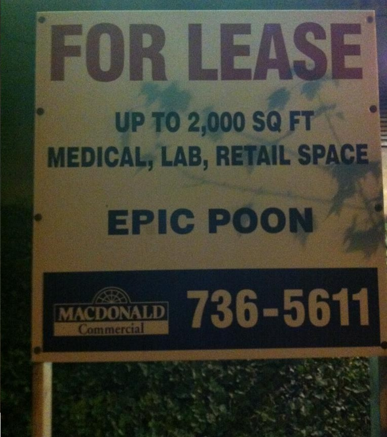 funny real estate agent name