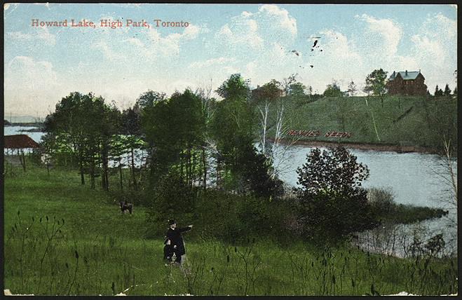 high park postcard