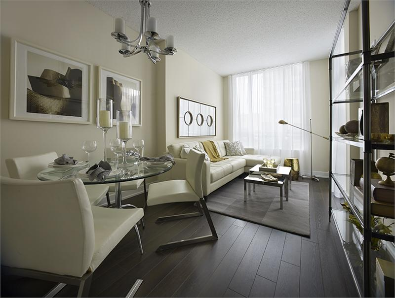 interior model suite