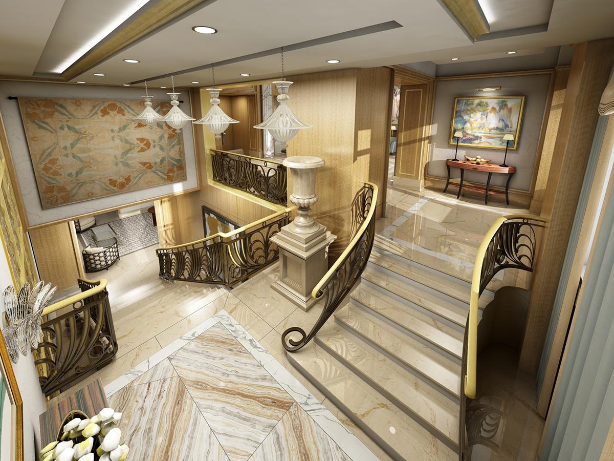 lobby sherwood
