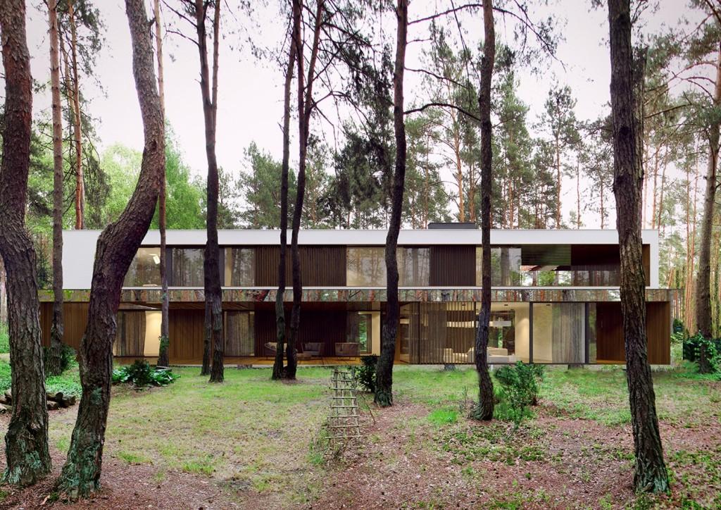 mirror house 4