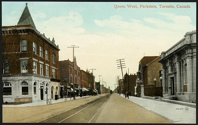 toronto postcard 1910