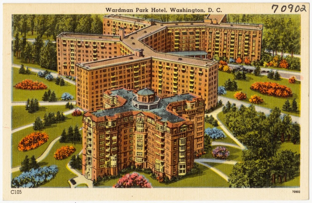 wardman park hotel washington