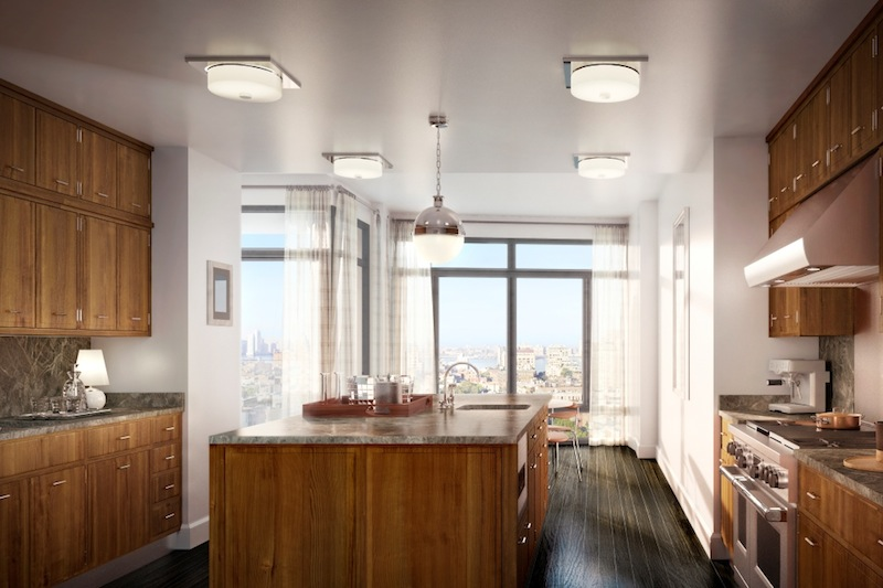 155 West 11th kitchen