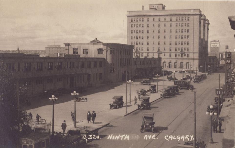 9th avenue Calgary historic-1