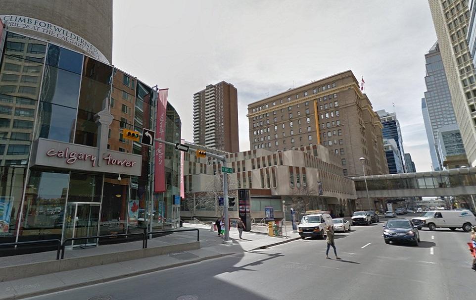 9th avenue Calgary historic