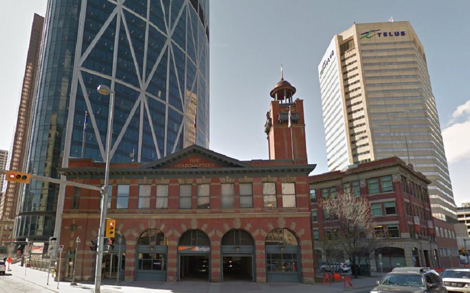 Calgary fire hall historic-2