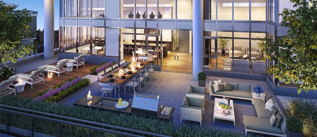 Crown Coquitlam condos amenities