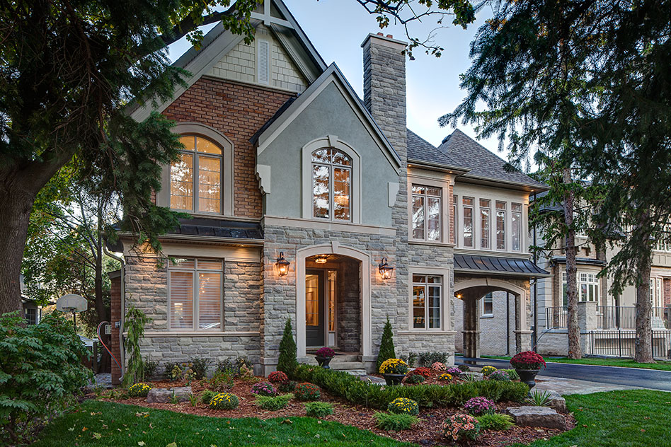 Fairwater model home