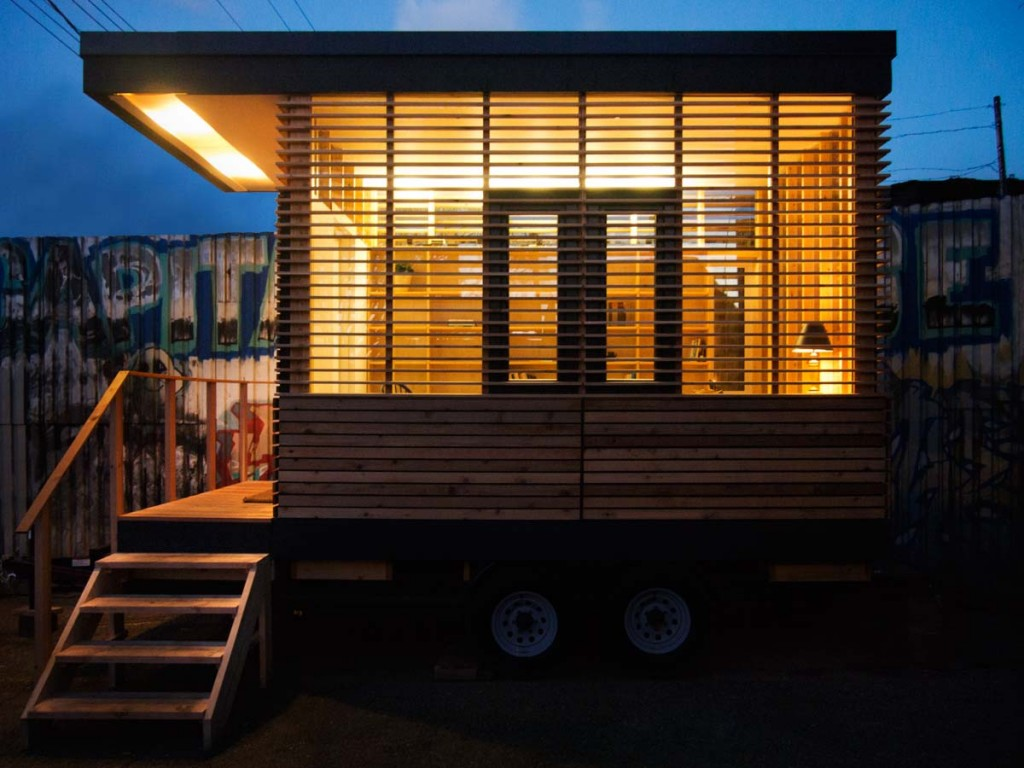 Filter Studio tiny homes