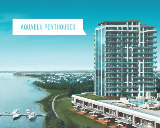 Laval Condos Aquablu
