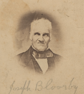 Joseph Bloor