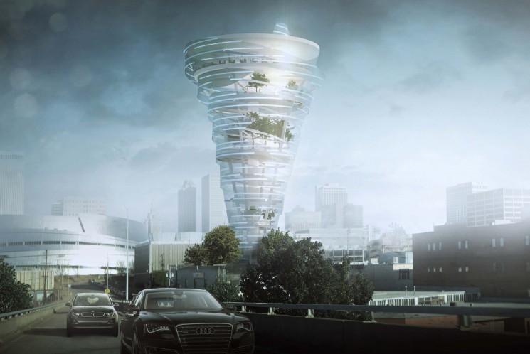 Tornado skyscraper-3