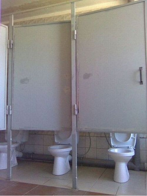 bathroom fails