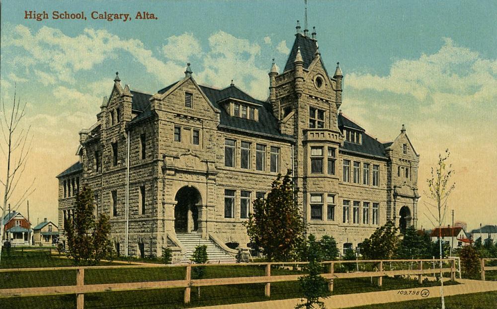 calgary high school historic-1