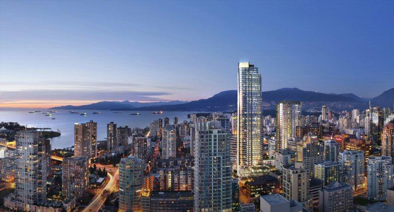 Burrard Place Vancouver