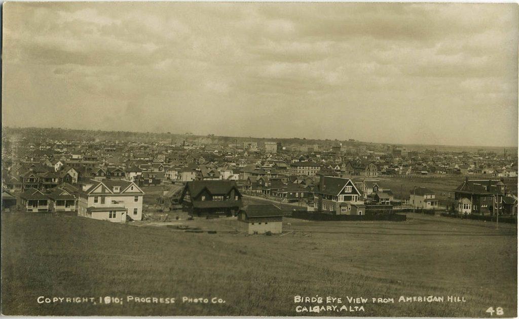 Calgary historic bird's eye view-5