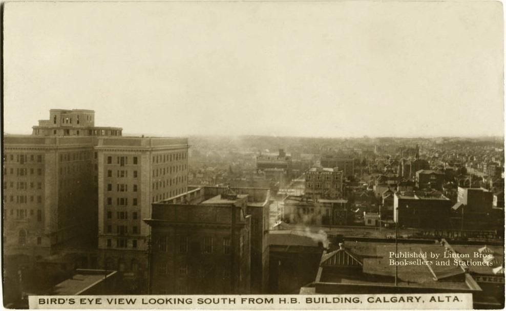Calgary historic bird's eye view-6