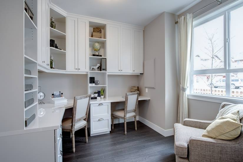Cliffstone row homes Maple Ridge flex room