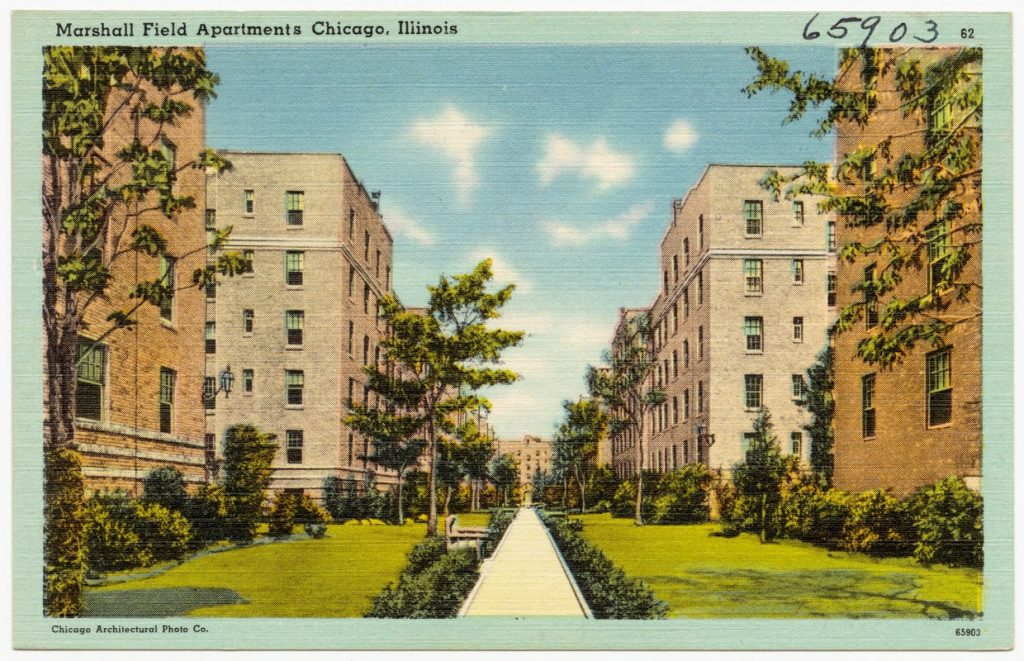 Marshall Field Apartments Chicago