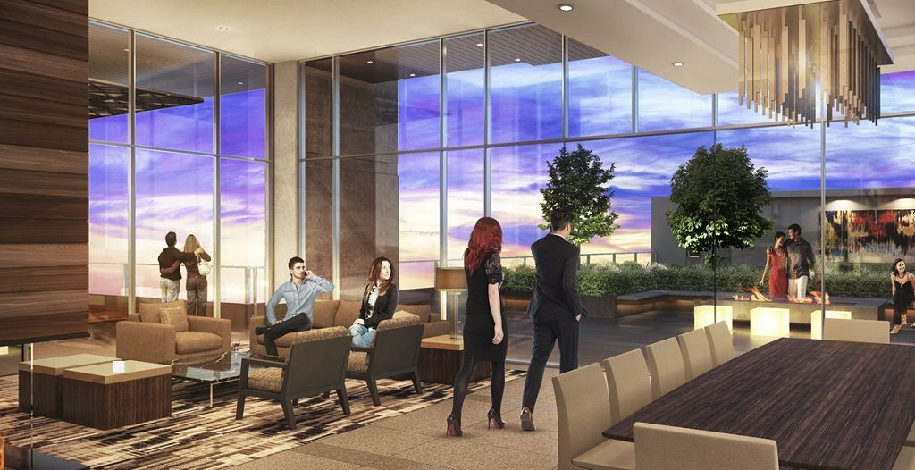 Modello amenities Burnaby condos-1