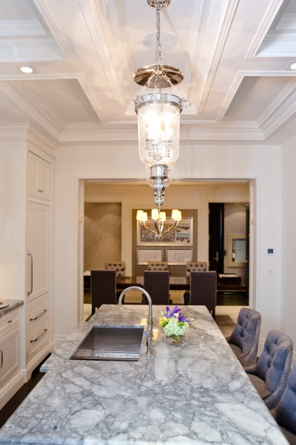 Randall Residences interiors