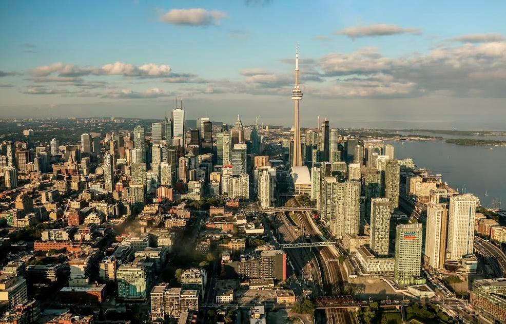 Toronto condo boom