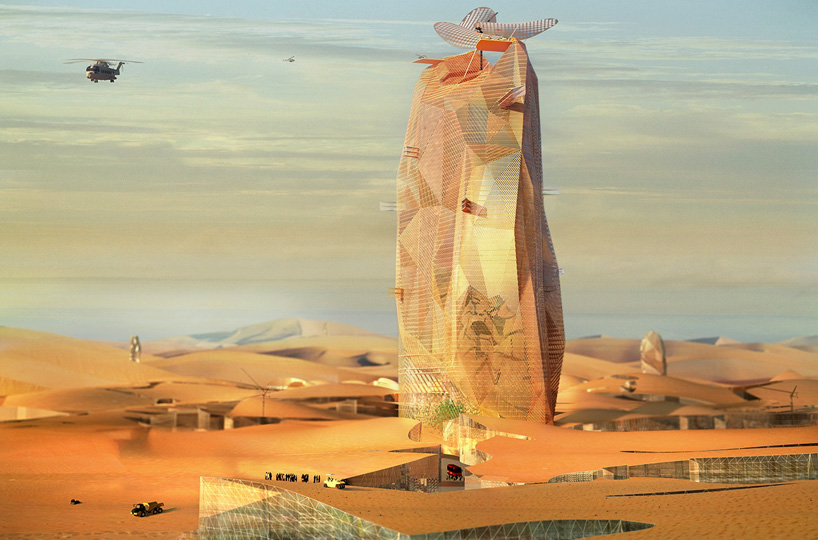 Vertical city proposal-1