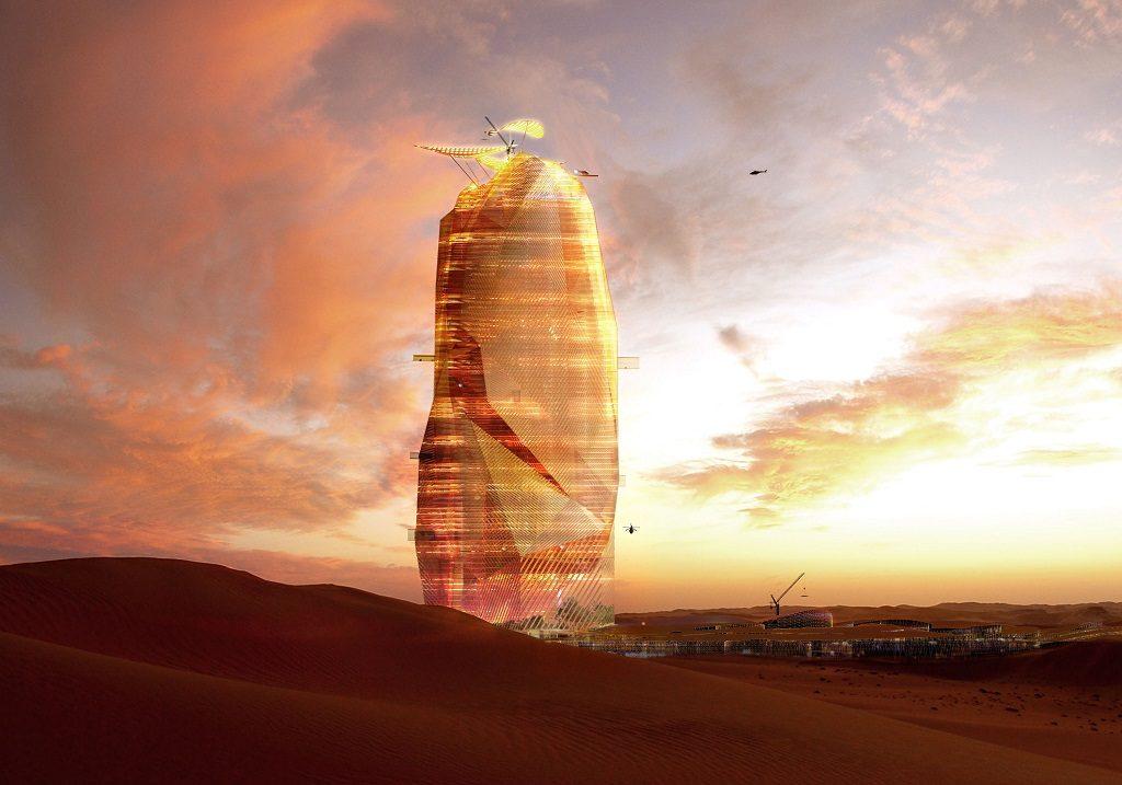 Vertical city proposal-8