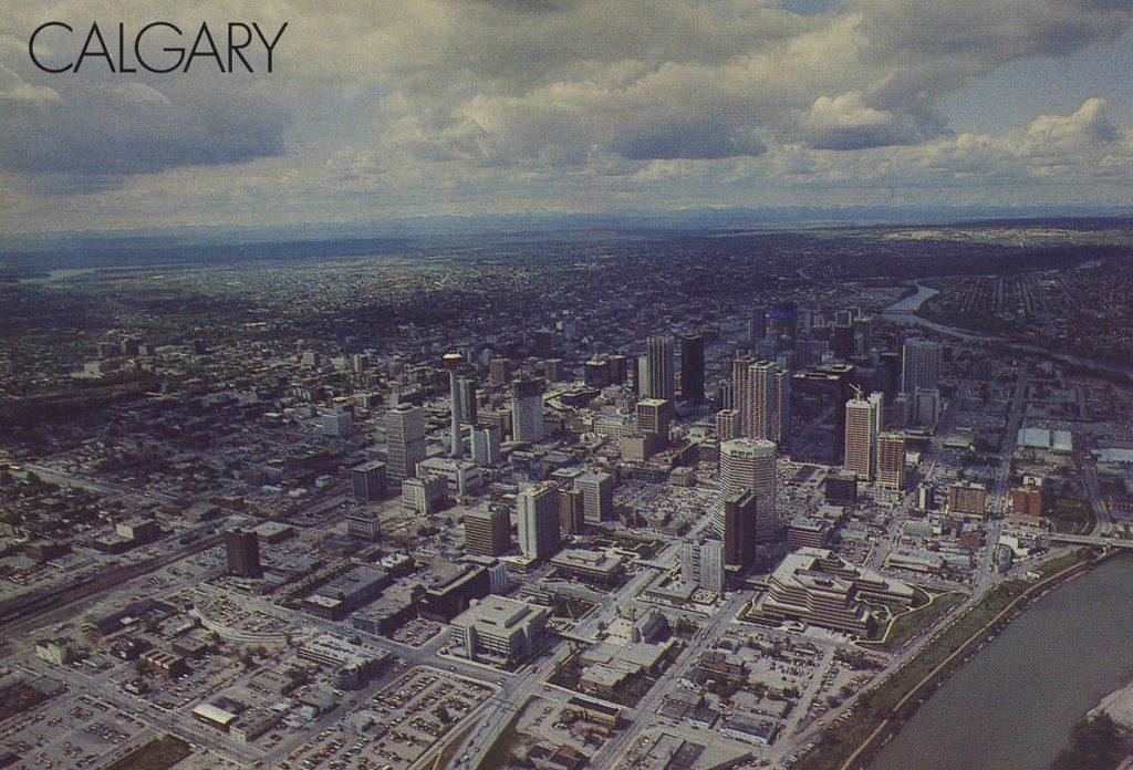 calgary historic aerial view-4