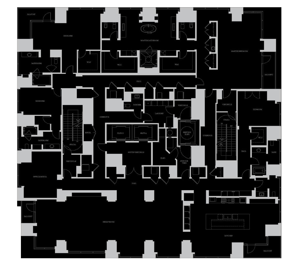 floorplan beverly west
