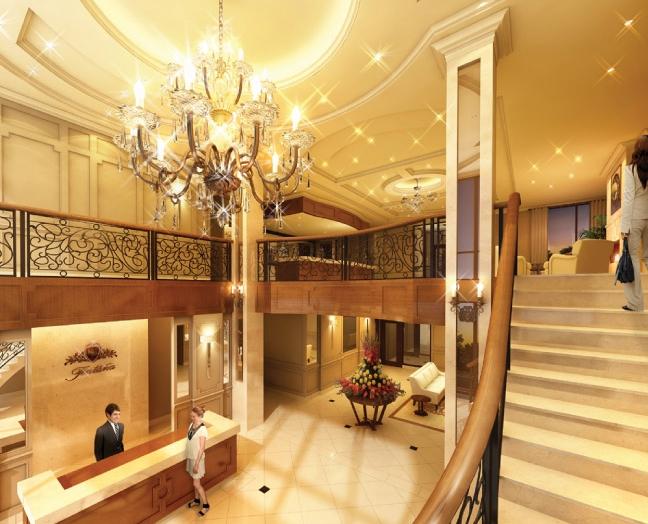 fontana lobby