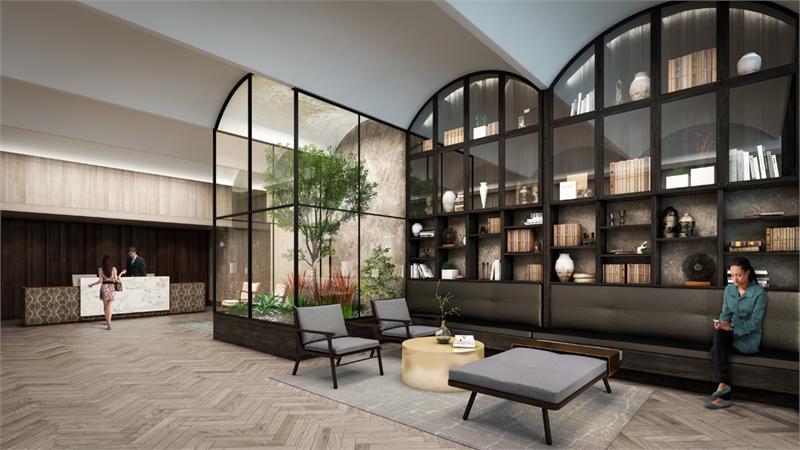 kingston&co lobby