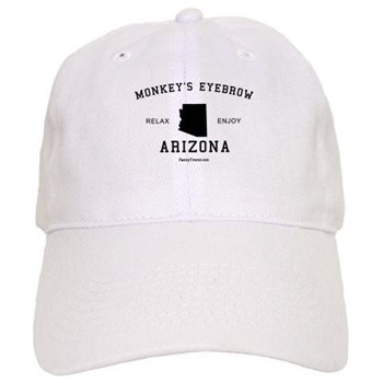 monkeys_eyebrow_az_baseball_cap 2