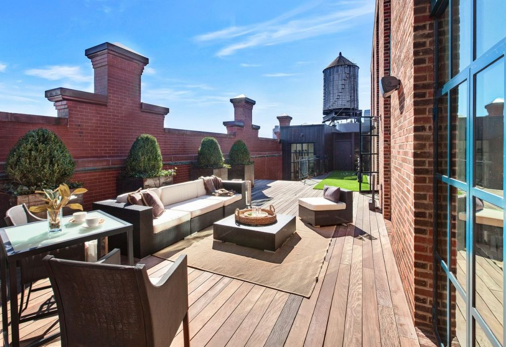 puck terrace