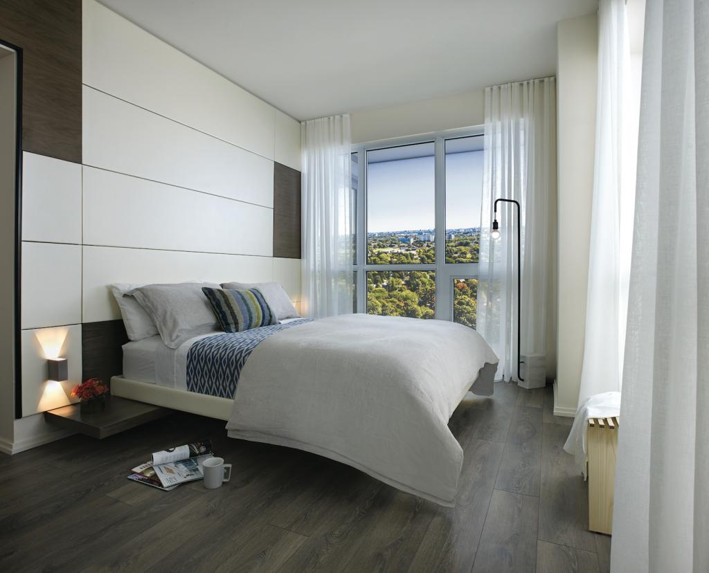 ravine bedroom