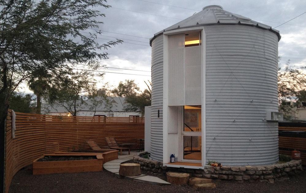 silo house-10