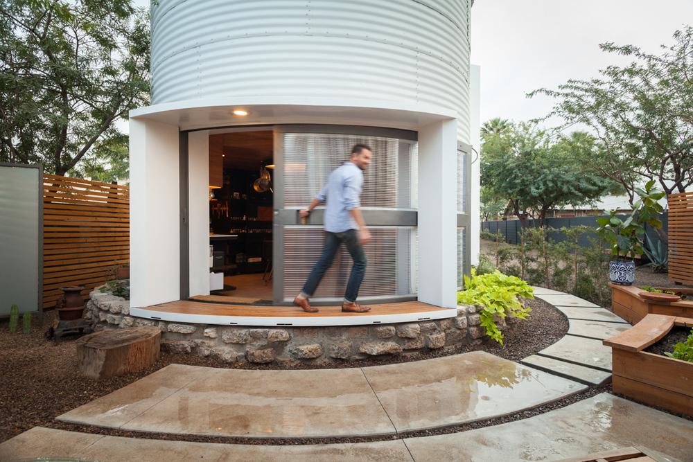 silo house-2