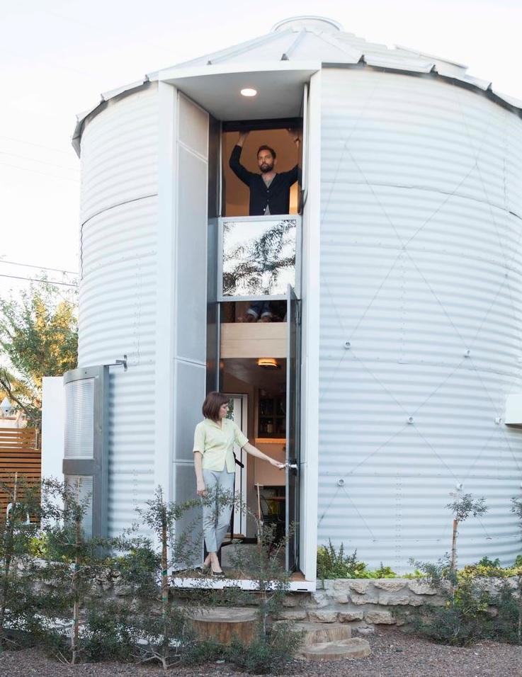 silo house-3