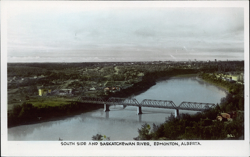 South Side Saskatchewan River