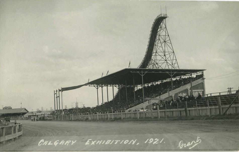 Calgary Stampede history-1