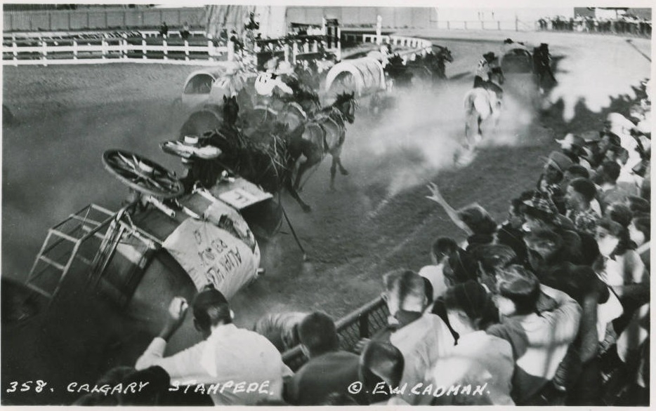 Calgary stampede historic-15