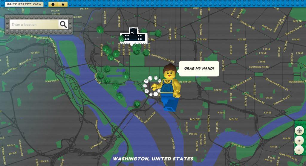 LEGO Google Street View-1