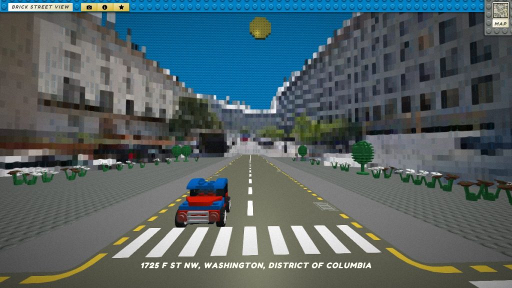 LEGO Google Street View-2