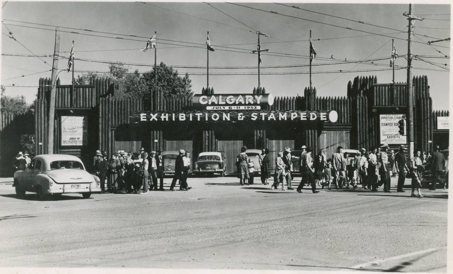 calgary stampede historic