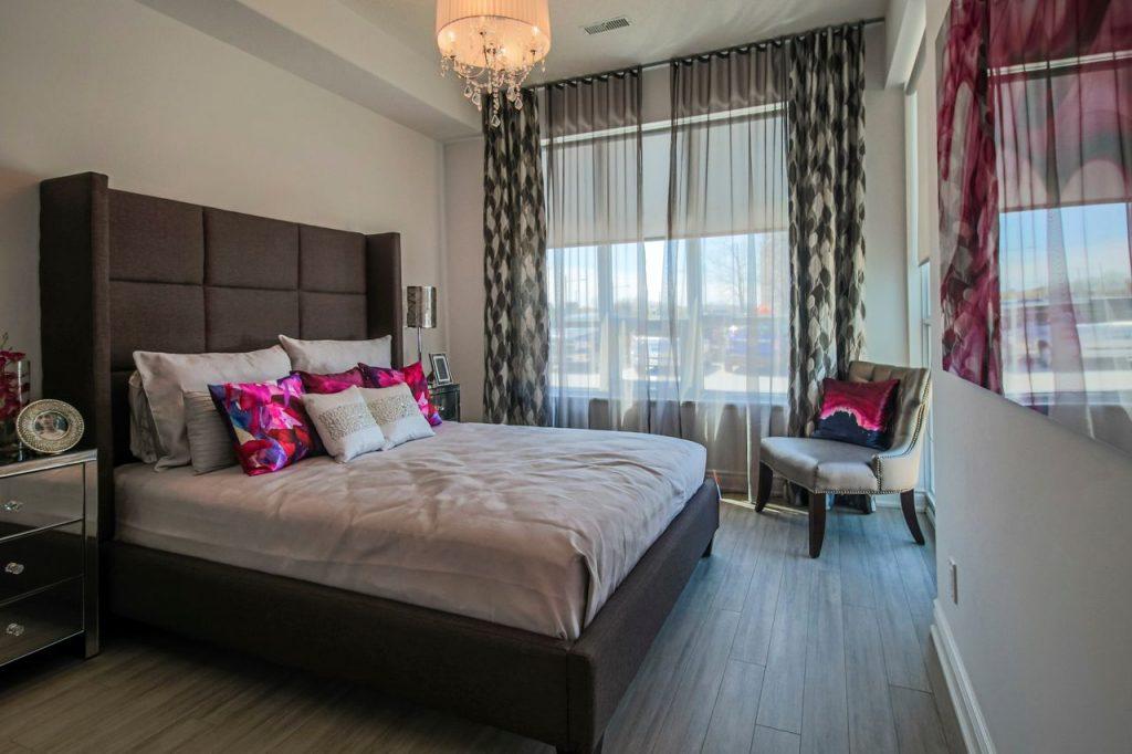 fontana bedroom