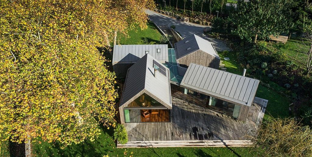 four-house house