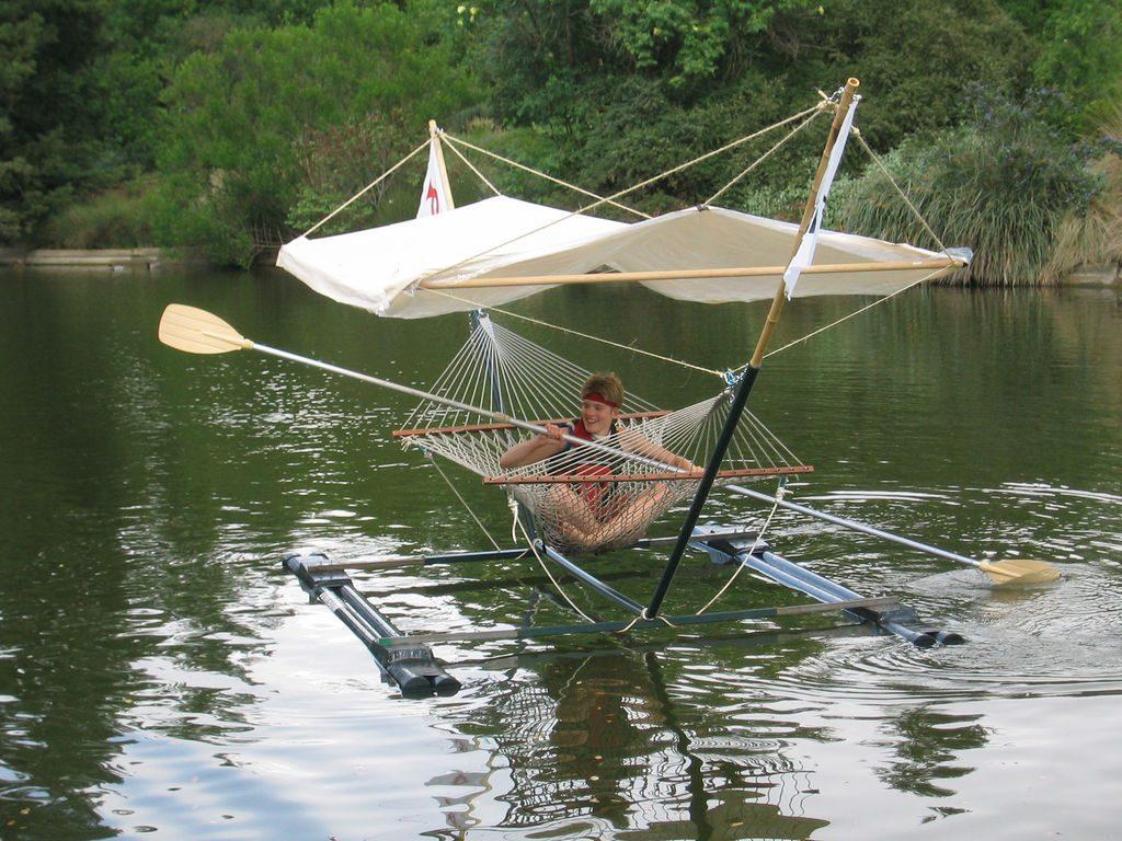 hammock canoe